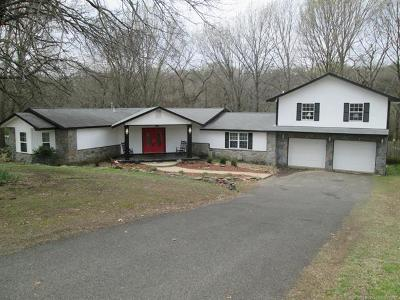 Fort Gibson Single Family Home For Sale: 803 Pea Ridge Street