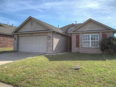 Owasso Single Family Home For Sale: 11113 N 144th East Avenue