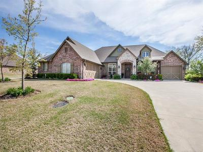 Collinsville Single Family Home For Sale: 15045 N 148th East Avenue