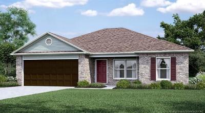 Coweta Single Family Home For Sale: 14852 S 274th East Avenue