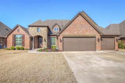 Owasso Single Family Home For Sale: 7902 N 142nd East Avenue