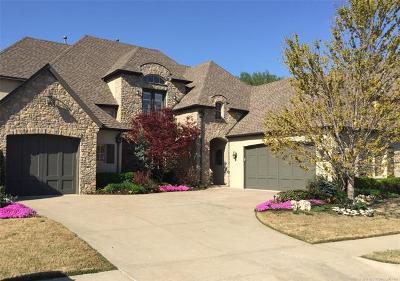 Tulsa Single Family Home For Sale: 3731 E 116th Place S