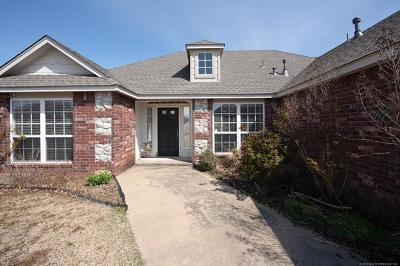 Collinsville Single Family Home For Sale: 11719 N 118th East Avenue