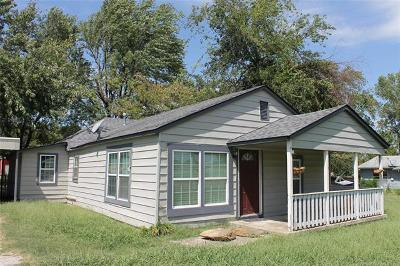 Single Family Home For Sale: 16367 County Road 3540 Road