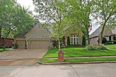 Broken Arrow Single Family Home For Sale: 7401 E Ft Worth Street