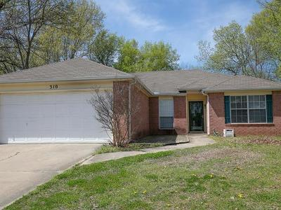 Catoosa Single Family Home For Sale: 310 N Jennifer Street
