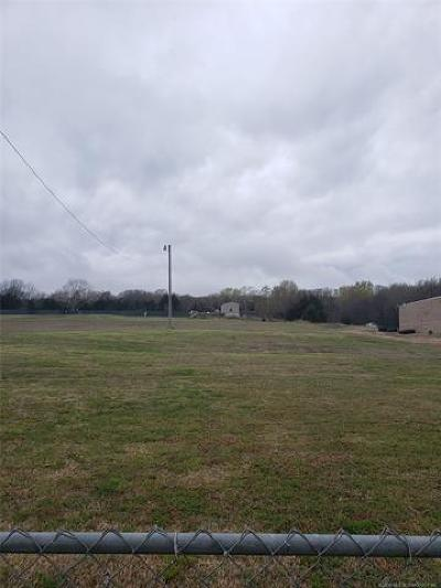 Ada OK Residential Lots & Land For Sale: $14,500
