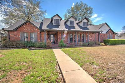 Muskogee Single Family Home For Sale: 3001 Bacon Road