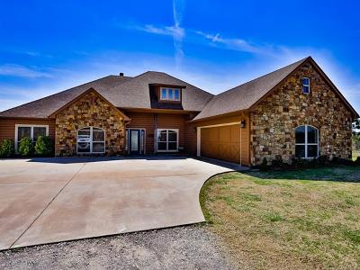 Coweta Single Family Home For Sale: 34360 E State Hwy 51