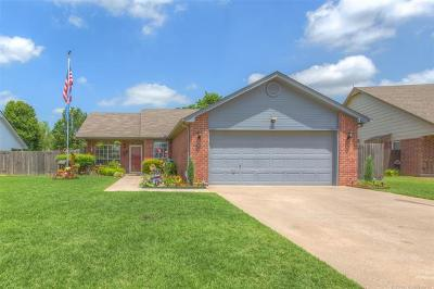 Collinsville Single Family Home For Sale: 11017 E 117th Street North