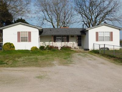 Collinsville Single Family Home For Sale: 13105 N 97th East Road
