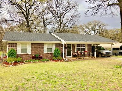 Ada Single Family Home For Sale: 14174 County Road 3501