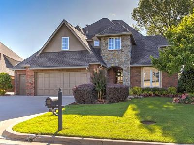 Tulsa Single Family Home For Sale: 10833 S Winston Avenue