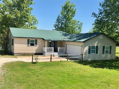 Ada Single Family Home For Sale: 13642 County Road 1560
