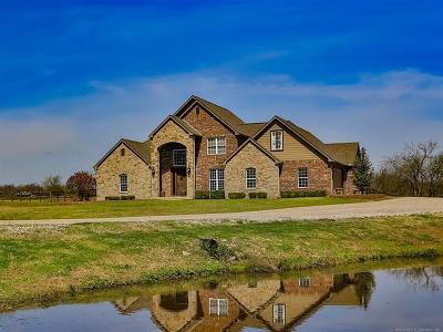 Bixby Single Family Home For Sale: 5923 E 186th Street