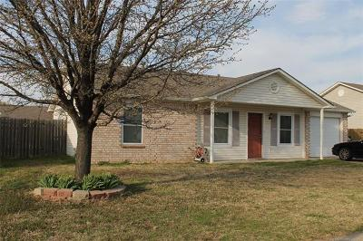 Owasso Single Family Home For Sale: 15003 E 89th Place North