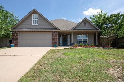 Owasso Single Family Home For Sale: 9907 N 102nd East Avenue