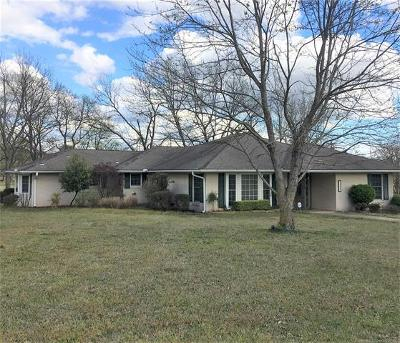 Ada Single Family Home For Sale: 1631 Sunrise Lane