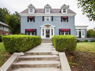 Tulsa Single Family Home For Sale: 1245 S Newport Avenue