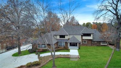 Tulsa Single Family Home For Sale: 6645 E 107th Street