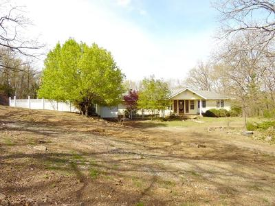Cookson OK Single Family Home For Sale: $215,900