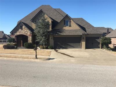 Bixby Single Family Home For Sale: 14254 S Lakewood Avenue