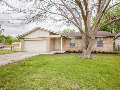 Glenpool Single Family Home For Sale: 13683 S Glen Street