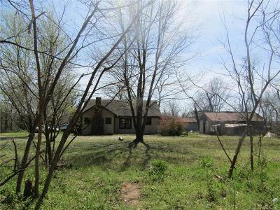 Cookson OK Single Family Home For Sale: $123,900