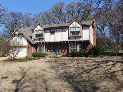 Tulsa Single Family Home For Sale: 4219 E 105th Place