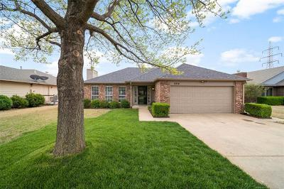 Owasso Single Family Home For Sale: 8214 N 125th East Avenue