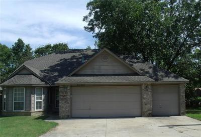 Claremore Single Family Home For Sale: 2200 Pecan Chase Circle