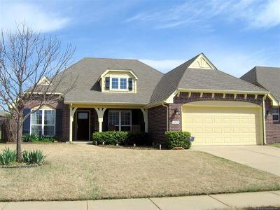 Jenks Single Family Home For Sale: 3809 W 109th Street S