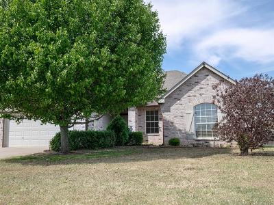 Collinsville Single Family Home For Sale: 12144 N 107th East Court