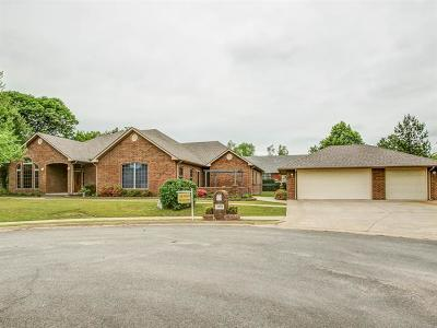 Tahlequah Single Family Home For Sale: 3050 Timbers Lane