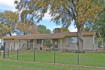 Wagoner Single Family Home For Sale: 72120 S 322 Way