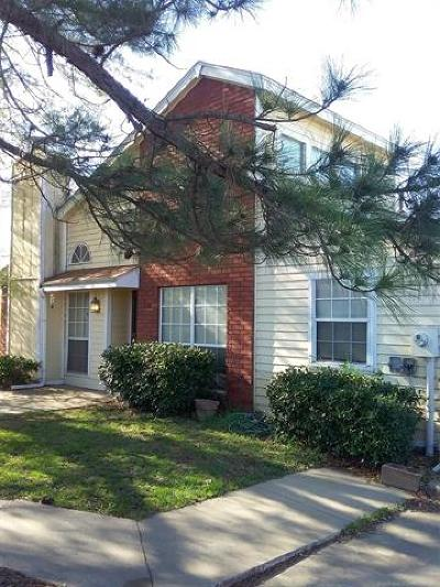 Muskogee Condo/Townhouse For Sale: 323 S 38th Street #3-A