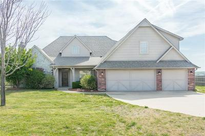 Owasso Single Family Home For Sale: 12147 N 180th East Avenue