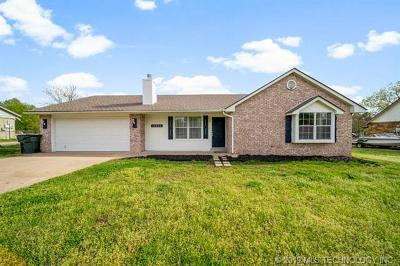 Owasso Single Family Home For Sale: 10856 E 112th Street North
