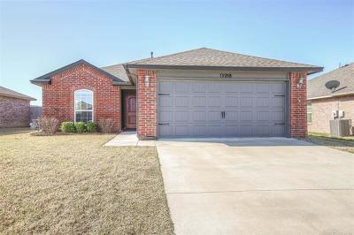 Collinsville Single Family Home For Sale: 13298 E 134th Street N