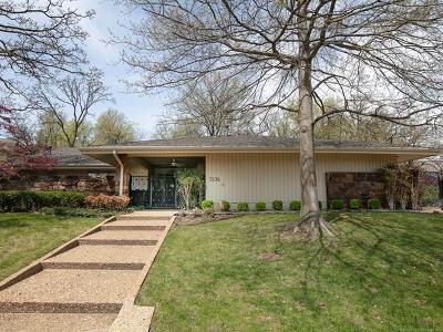 Tulsa Single Family Home For Sale: 7236 S Gary Avenue #4
