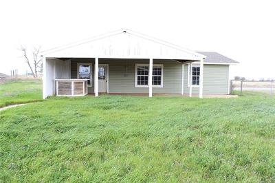 Marlow OK Single Family Home For Sale: $98,800