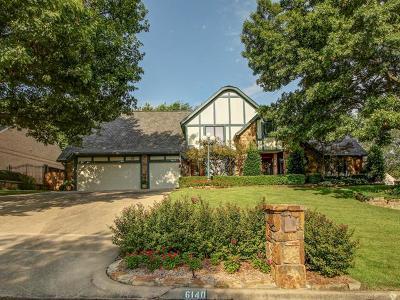 Tulsa Single Family Home For Sale: 6140 S Marion Avenue