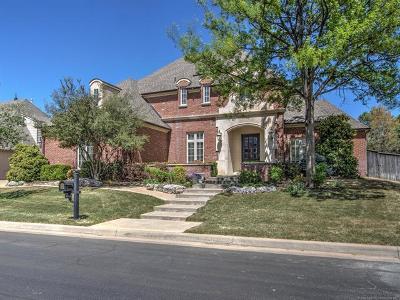 Tulsa Single Family Home For Sale: 4613 E 109th Place