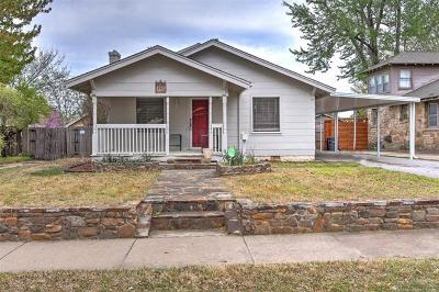 Tulsa Single Family Home For Sale: 1239 S Florence Place