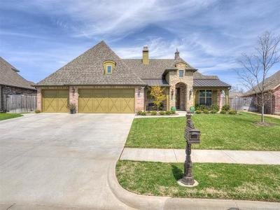 Bixby Single Family Home For Sale: 6727 E 124th Place S