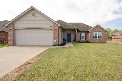 Collinsville Single Family Home For Sale: 13186 E 128th Street North