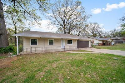 Claremore Single Family Home For Sale: 13244 S Cedar Street