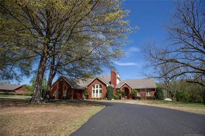 Muskogee Single Family Home For Sale: 4 Beckman Road