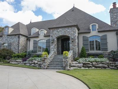 Tulsa OK Single Family Home For Sale: $1,449,000