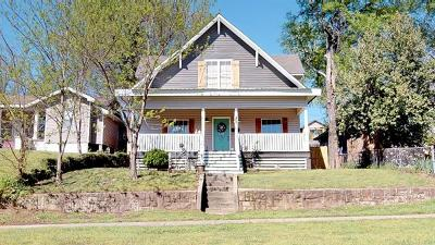 Sand Springs Single Family Home For Sale: 406 N McKinley Avenue